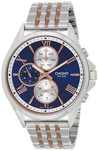 Reloj Hombre CASIO MTP-E316RG-2A