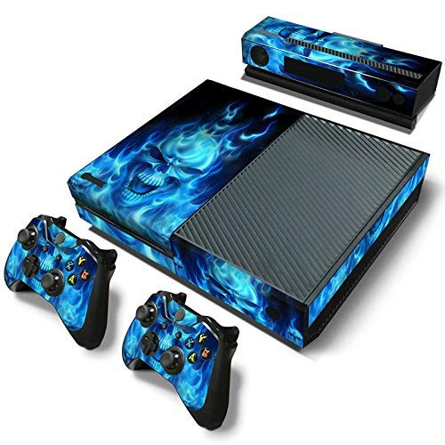 Mcbazel Pattern Serie Decals Vinyl Skin Aufkleber for Xbox One(Skull)