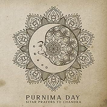 Purnima Day: Sitar Prayers to Chandra