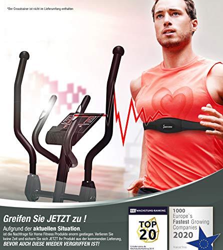Sportstech Pulsgurt & Brustgurt für Ihr Herzfrequenztraining - 2