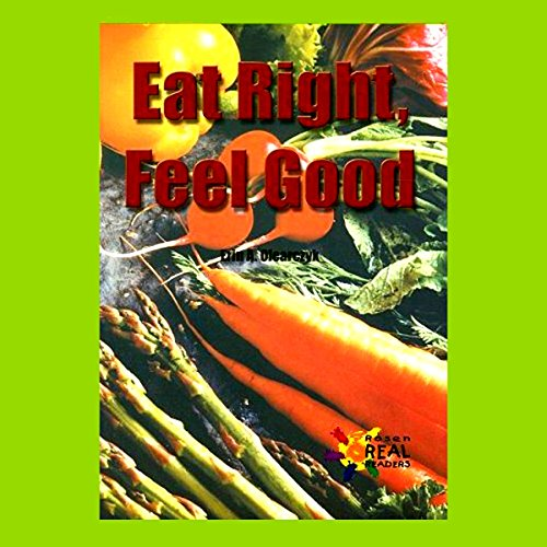 Eat Right, Feel Good audiobook cover art