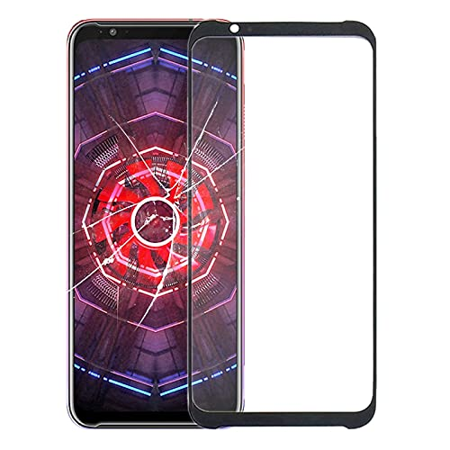 Cell Phone Replacement Parts Front Screen Outer Glass Lens for ZTE Nubia Red Magic 3 / Red Magic 3S NX629J Repair Spare Parts