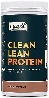 Nuzest Clean Lean Protein Chocolate 1kg, Rich Chocolate, 1 kg