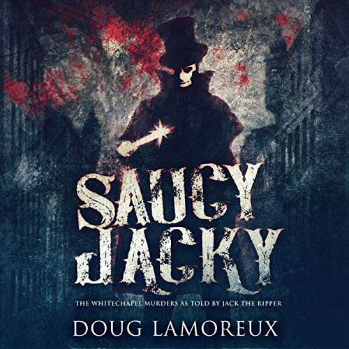 Saucy Jacky audiobook cover art