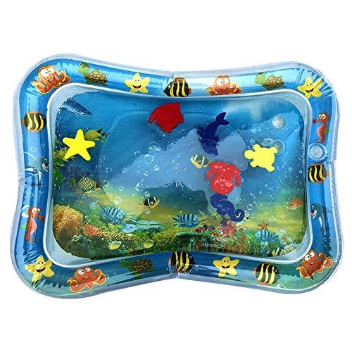 YST Aufblasbares Wasserspielpad, Sensorisches Spielzeug Für Wasserspielpads Für Kinder, Aufblasbares Kinderpad, Auslaufsicheres PVC Für Kinder: 66X50CM