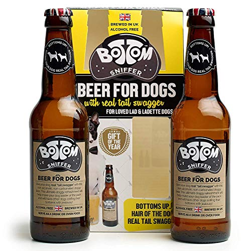 Woof &Brew Bottom Sniffer Duo Gift Pack 2X330Ml 330 ml