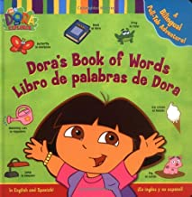 Dora's Book of Words / Libro de Palabras de Dora : A Bilingual Pull-Tab Adventure!