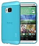 TUDIA Ultra Slim LITE TPU Bumper Protective Case for HTC