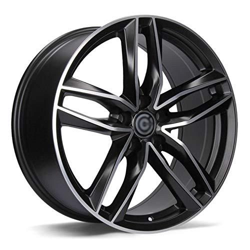 Carbonado LLANTA para Audi RS6C 19 Pulgadas Negro