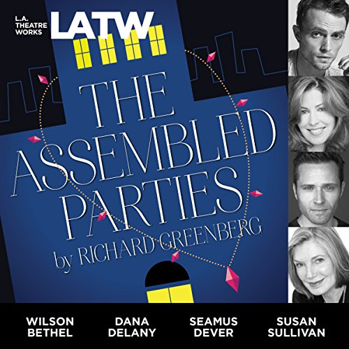 The Assembled Parties audiobook cover art