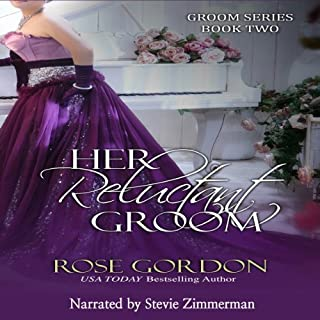 Her Reluctant Groom audiobook cover art