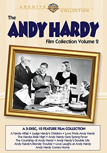 Andy Hardy Film Collection: 2 [Edizione: Stati Uniti]
