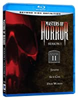Masters of Horror: Season 1 Vol 2 [Blu-ray]