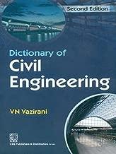 Dictionary Of Civil Engineering, 2E (Pb 2014)