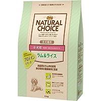 ニュートロ ナチュラルチョイス ラム&ライス 子犬用 全犬種用 1kg
