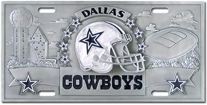 Siskiyou Dallas Cowboys NFL Collector's Plate