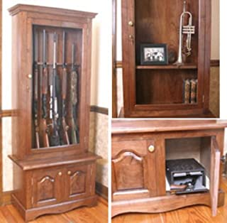 #4 - Gun Trophy Case Building Plans & Instructions Only