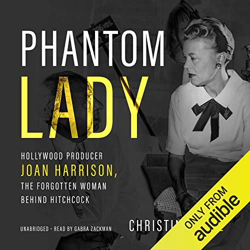 Phantom Lady cover art