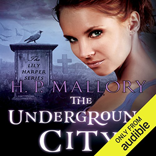 The Underground City cover art