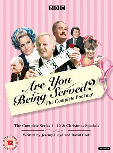 The Complete Series 1-10 & Christmas Specials (12 DVDs)