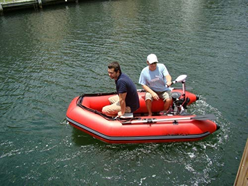 Review Of Inflatable Commercial Grade PVC River Raft Fishing Platform Dingy Boat W/Pump