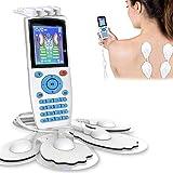 CKAN Electroestimulador Muscular, Dispositivo...