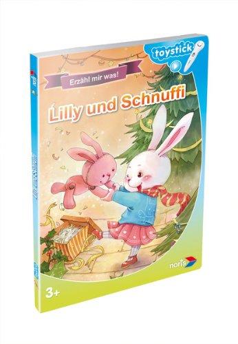 Toystick Buch - Lesen mal anders - Lilly und Schnuffi