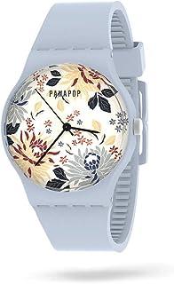 Reloj Mujer PNP Watches   Relojes Mujer Pulsera   Reloj Analógico Mujer  Reloj de Mujer Correa Silicona   Relojes para Muj...