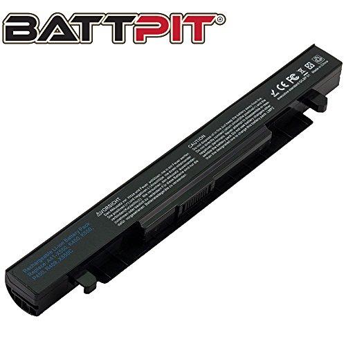 BattPit Batterie pour PC Portables ASUS A41-X550A A41-X550 X550C X550CA X550L X552C X552CL X552E A550L F550V F552C P550C P550L R409L R510C R510CC R510D R510L R510V Y481C - [4 Cellules/2200mAh/32Wh]