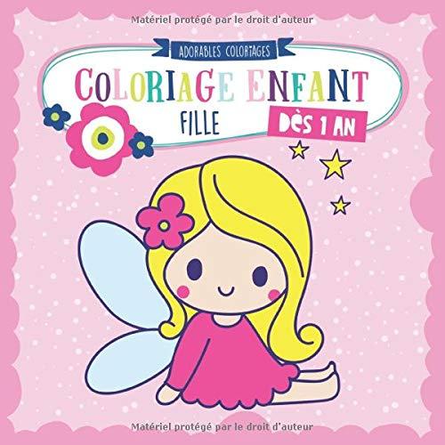 Coloriages pour filles 1 an et +