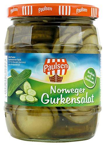 Paulsen - Norweger Gurkensalat - 530g