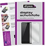 dipos I 6X Schutzfolie klar kompatibel mit ZUK Z2 Pro Folie Bildschirmschutzfolie