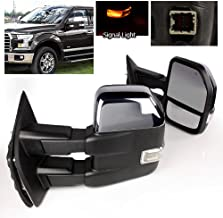 2017 ford f150 side mirror glass replacement