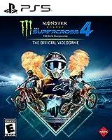 Monster Energy Supercross 4(輸入版:北米)- PS5