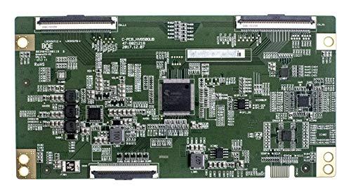 TEKBYUS 44-9771460 47-97714770 (HV650QUBF90) T-Con Board for M656-G4 V656-G4 LC-65Q6020U LC-65Q7300U LC-65Q7330U 65R6E