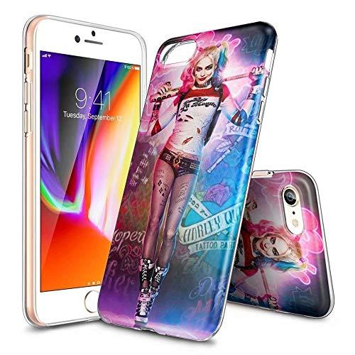 51uGbcYCxAL Harley Quinn Phone Cases iPhone 8