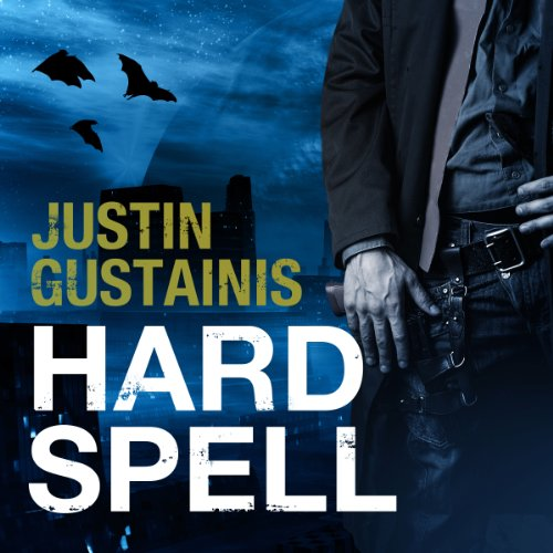 Hard Spell audiobook cover art