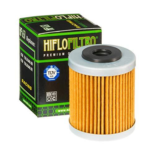 Ölfilter Hiflo HF651 passend für SMC R 690 690 LC4 2012-2013