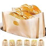 Bolsa tostadora Antiadherente, fácil de Limpiar, Reutilizable y Resistente al...
