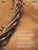 Bach Matthaus-Passion [Blu-ray] [Import]