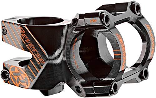 Reverse Black-One Enduro Vorbau 1 1/8 31.8mm 50mm schwarz/Fox orange