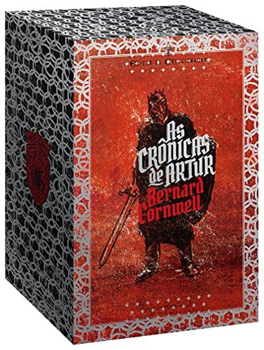 Box As crônicas de Artur (Edição de colecionador)