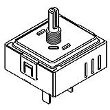 Whirlpool W10244639 Cooktop Element Control Switch Genuine Original Equipment Manufacturer (OEM) Part