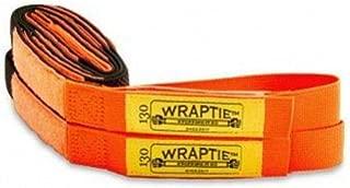 WRAPTIE Quick Tie Down Straps (Set of Two) (4 ft)