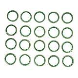 Kit assortimento di guarnizioni ad anello, anello circolare, anello di tenuta in gomma per...