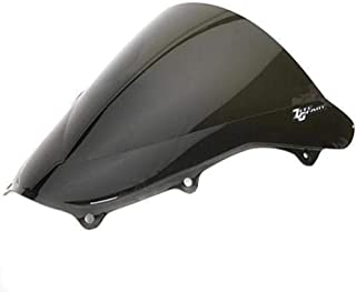 ZERO GRAVITY 12-16 Kawasaki EX650E Double Bubble Windscreen (Dark Smoke)