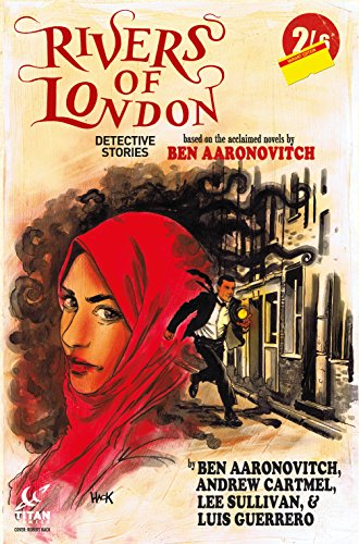 Download Rivers of London: Detective Stories #4 (English Edition) B073WFX6ZL