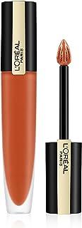 L'Oréal Paris Rouge Signature 112 I Achieve, ultra-lichte en sterk gepigmenteerde matte inkt lippenstift