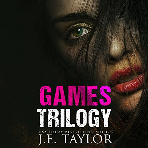 The Games Trilogy audiobook cover art