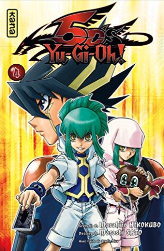 Yu-Gi-Oh! 5 D's - Tome 4